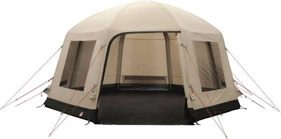 Robens Aero Yurt - 8 Person Air Tent - PREPARE FOR ADVENTURE