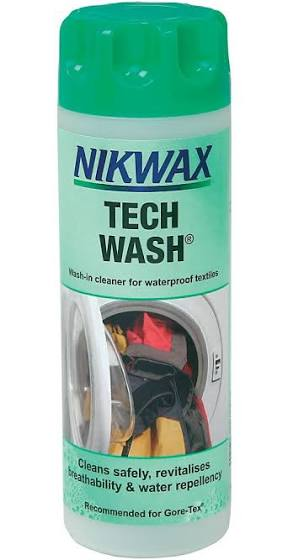 Nikwax Tech Wash 300ml - PREPARE FOR ADVENTURE