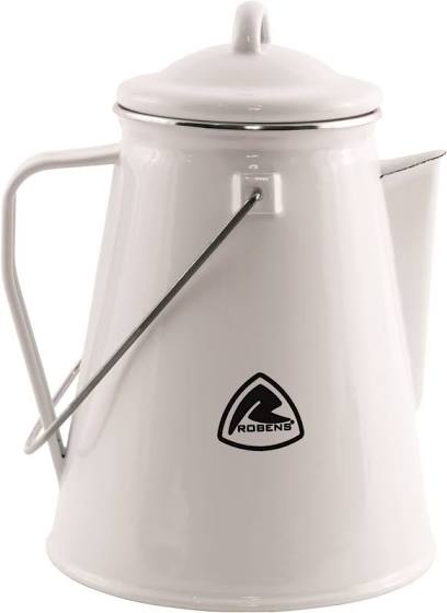Robens Tongass Enamel Kettle - PREPARE FOR ADVENTURE