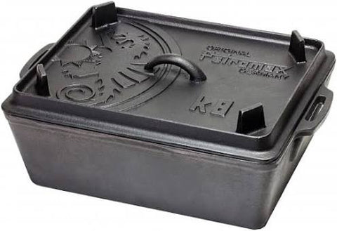 Petromax Loaf Pan - Cast Iron - K8 - PREPARE FOR ADVENTURE