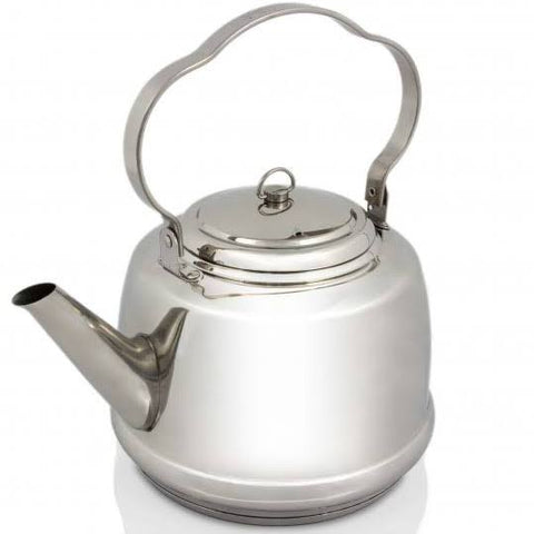 Petromax Tea Kettle  - 1.5ltr - 3ltr - 5ltr - Stainless Steel