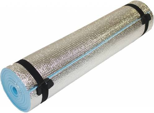 Insulated Foam Sleeping Mat - Lightweight Roll Mat - Yellowstone - PREPARE FOR ADVENTURE