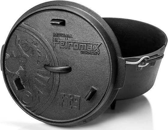 Petromax ft9 Dutch Oven - 7.5ltr - PREPARE FOR ADVENTURE