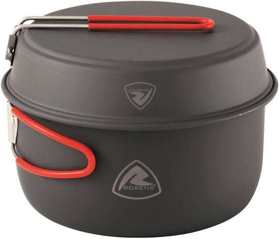 Robens Frontier Cook Set - 2 Sizes Available - PREPARE FOR ADVENTURE