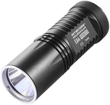 Nitecore EA4 Explorer Torch - 860 Lumens - PREPARE FOR ADVENTURE