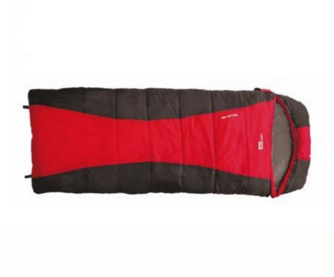 Sleeping Bag - Trail Lite Classic 300 - Red - 2 Season - PREPARE FOR ADVENTURE