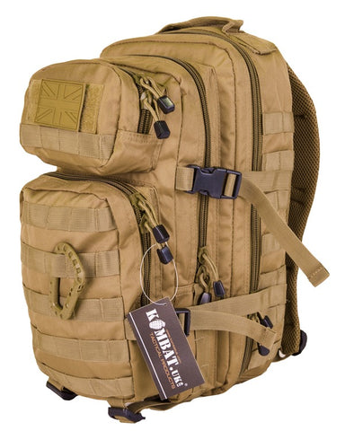 Small Molle Assault Pack - 28ltr