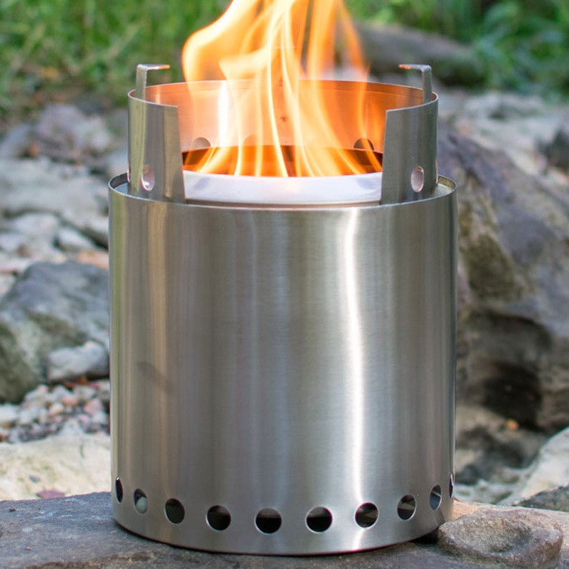 Solo Stove Campfire - PREPARE FOR ADVENTURE