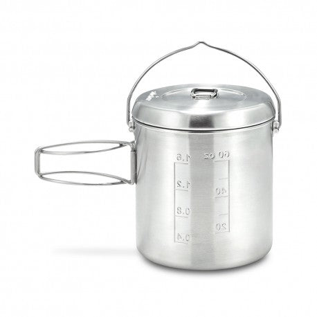 Solo Stove Pot 1800 - Lightweight Cook Pot - PREPARE FOR ADVENTURE