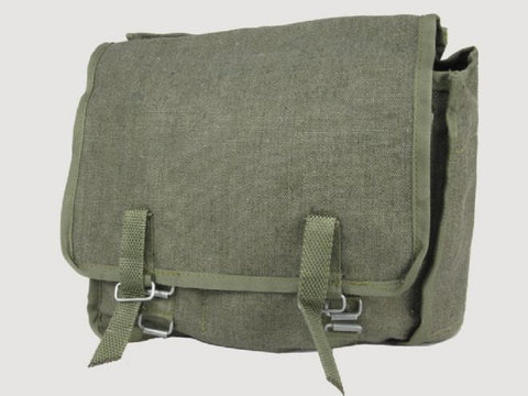 Soviet Army Vintage Canvas Bag - PREPARE FOR ADVENTURE