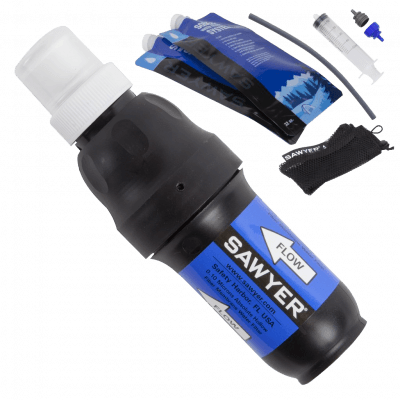 Sawyer Point One Squeeze Water Filter System - SP131