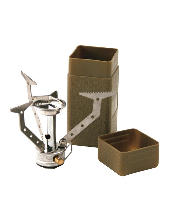 Compact Stove - Lightweight Camping Gas Stove Head - PREPARE FOR ADVENTURE