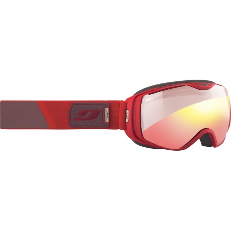 Julbo Universe Zebra Light Red - PREPARE FOR ADVENTURE