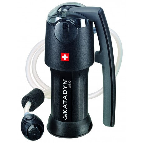 Katadyn Vario - Water Filter - PREPARE FOR ADVENTURE