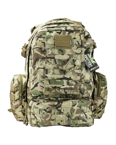 Kombat UK Viking Patrol - 60ltr Rucksack - 4 Colours Available