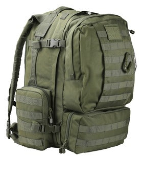 Kombat UK Viking Patrol - 60ltr Rucksack - 4 Colours Available - PREPARE FOR ADVENTURE