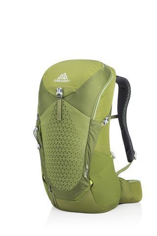 Gregory Packs Zulu 30 - Green - Blue - Black - 30ltr Day Pack - PREPARE FOR ADVENTURE