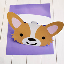 Load image into Gallery viewer, Corgi Greeting Card for All Occasions - Pups of Color