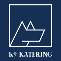 K9 Katering Gourmet Dog Food Logo