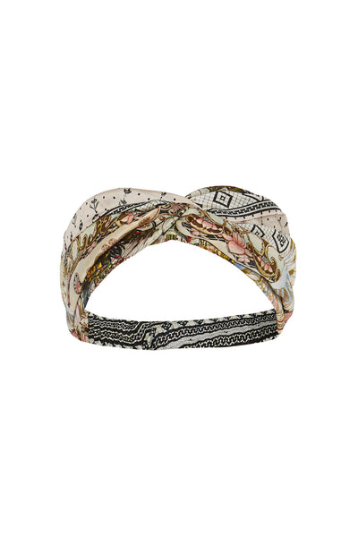 WOVEN TWIST HEADBAND KINDRED SKIES