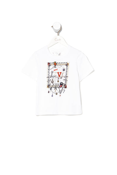 KIDS SHORT SLEEVE T-SHIRT 12-14 LONDON CALLING