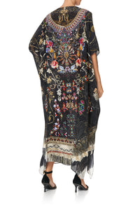 BUTTON SHOULDER KAFTAN DANCING IN THE DARK