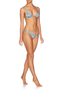 CLOSE TO MY HEART DOUBLE STRAP BIKINI