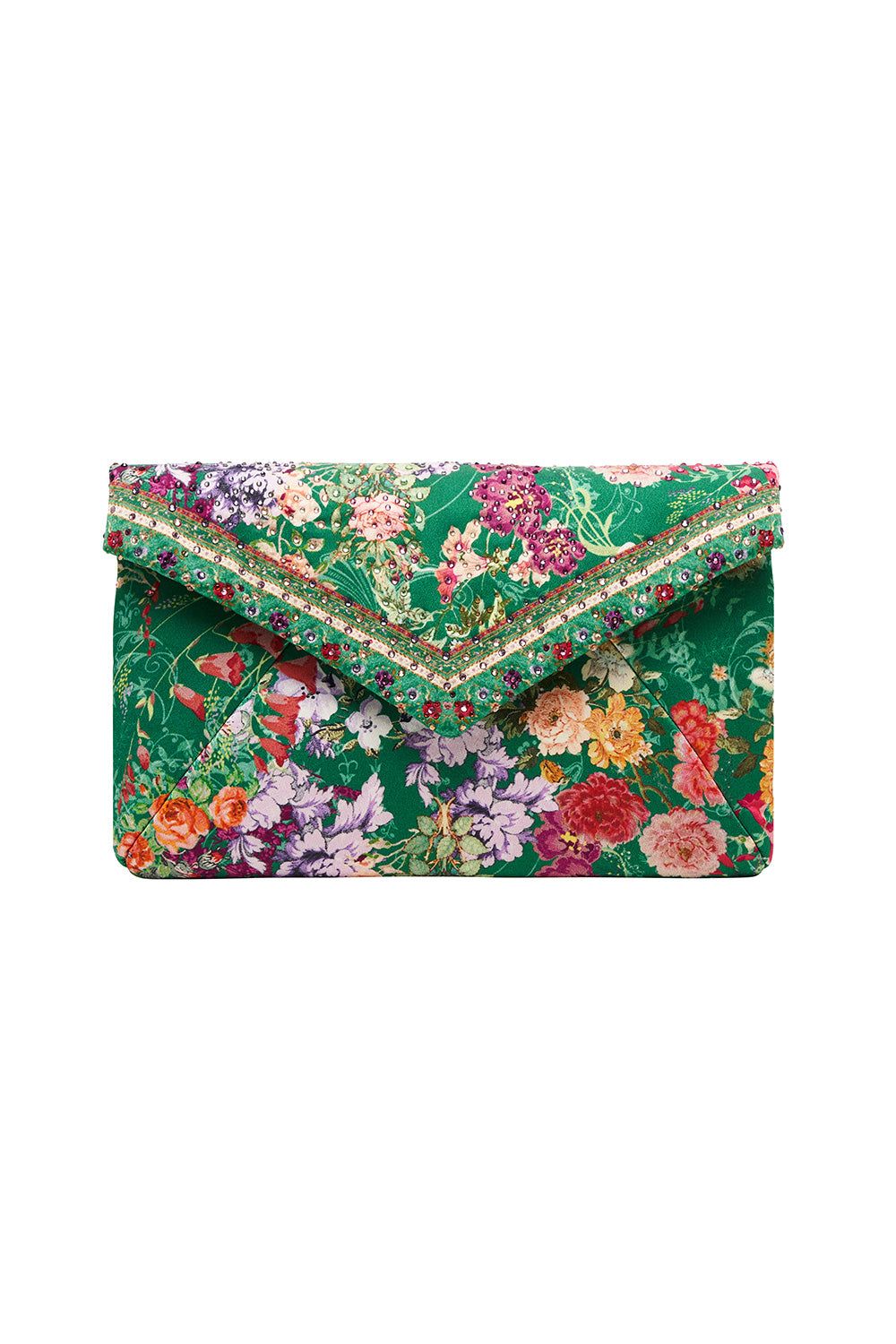 ENVELOPE CLUTCH DIARIES FROM A VILLA