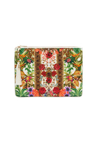 SMALL CANVAS CLUTCH FAIR VERONA