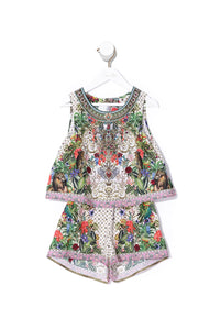 INFANTS DOUBLE LAYER PLAYSUIT FAIR VERONA