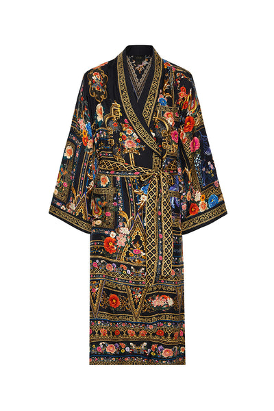 MENS LONG LINE ROBE BRIGHTON ROYAL