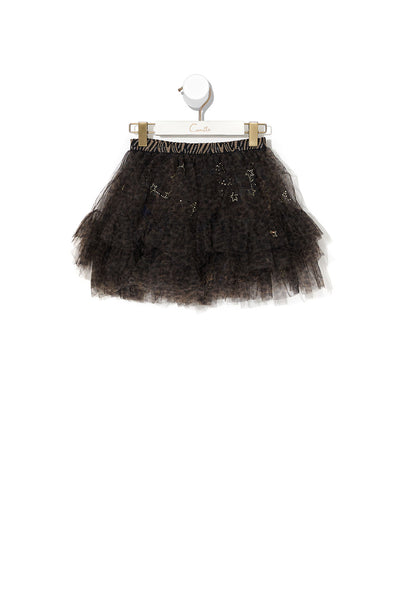 KIDS TUTU FRILL SKIRT 4-10 LONDON CALLING