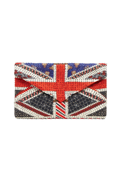 EMBELLISHED ENVELOPE CLUTCH JACK BE NIMBLE