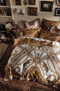 QUILT COVER SET LADY LODGE