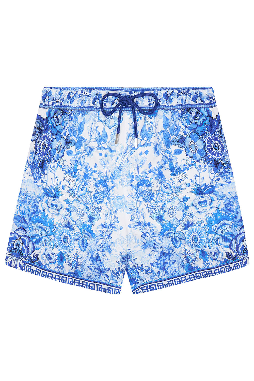 ELASTIC WAIST BOARDSHORT HIGH TEA
