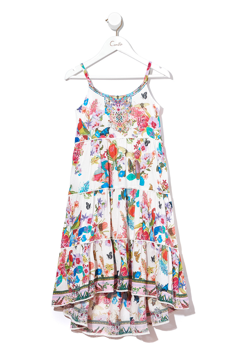 INFANTS HIGH LOW HEM DRESS HOMEWARD FOUND