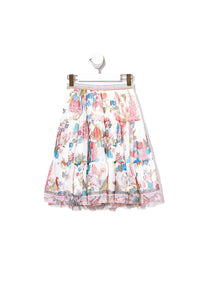 KIDS THREE TIER TULLE SKIRT HOMEWARD FOUND