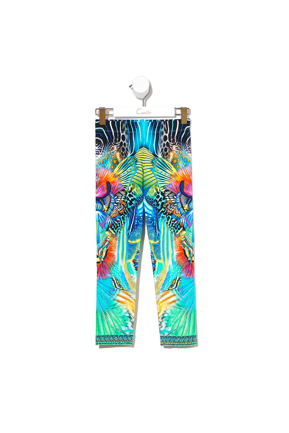 KIDS LEGGING WITH ELASTIC WAIST REEF WARRIOR