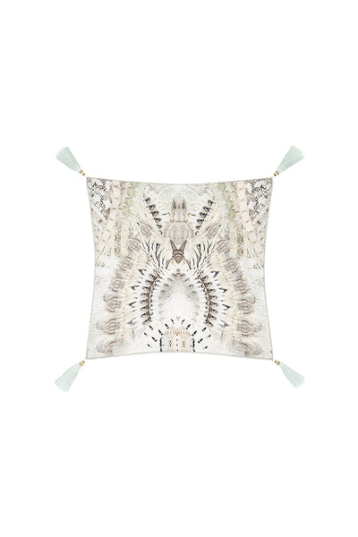 SMALL SQUARE CUSHION DAINTREE DREAMING