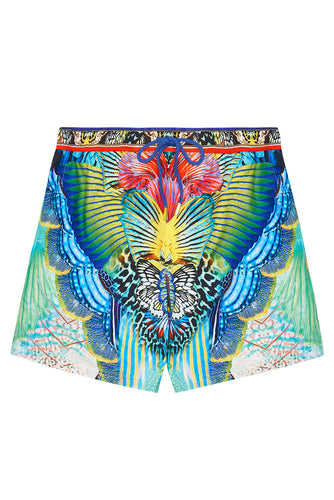 ELASTIC WAIST BOARDSHORT REEF WARRIOR