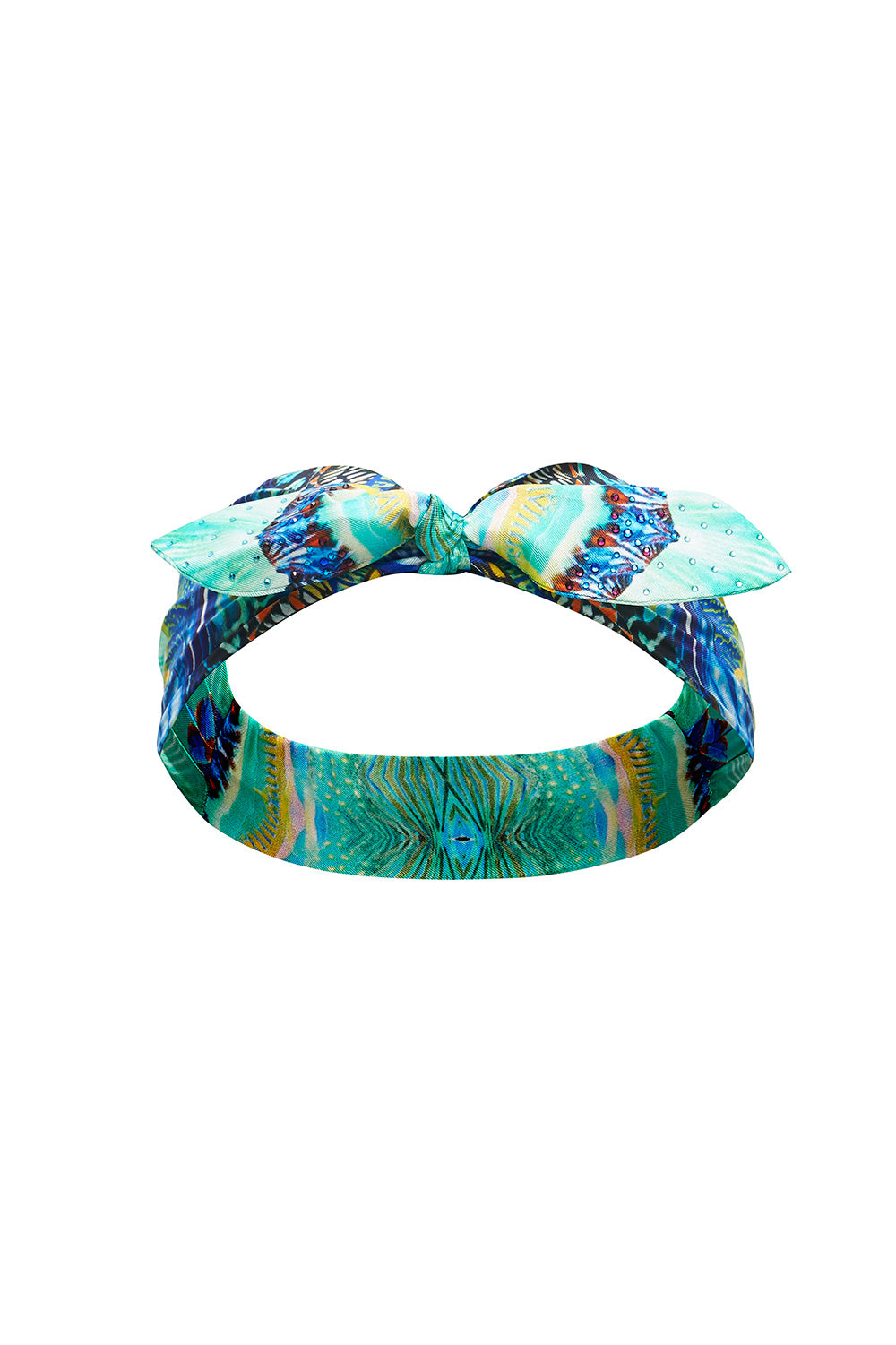 HEADBAND WITH TIE REEF WARRIOR