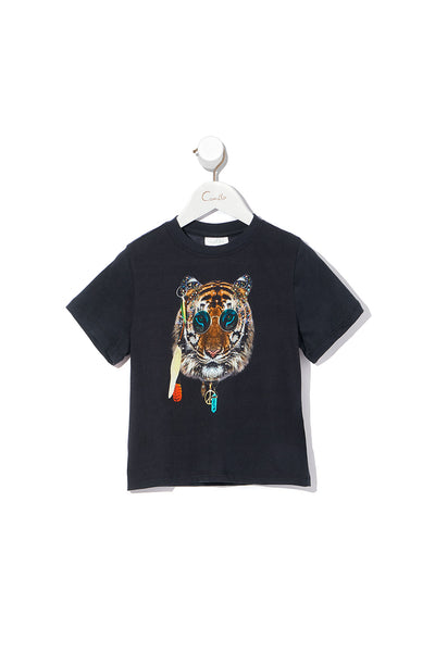 INFANTS SHORT SLEEVE T-SHIRT BLACKHEATH BETTY