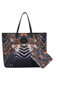 CANVAS TOTE LOST PARADISE