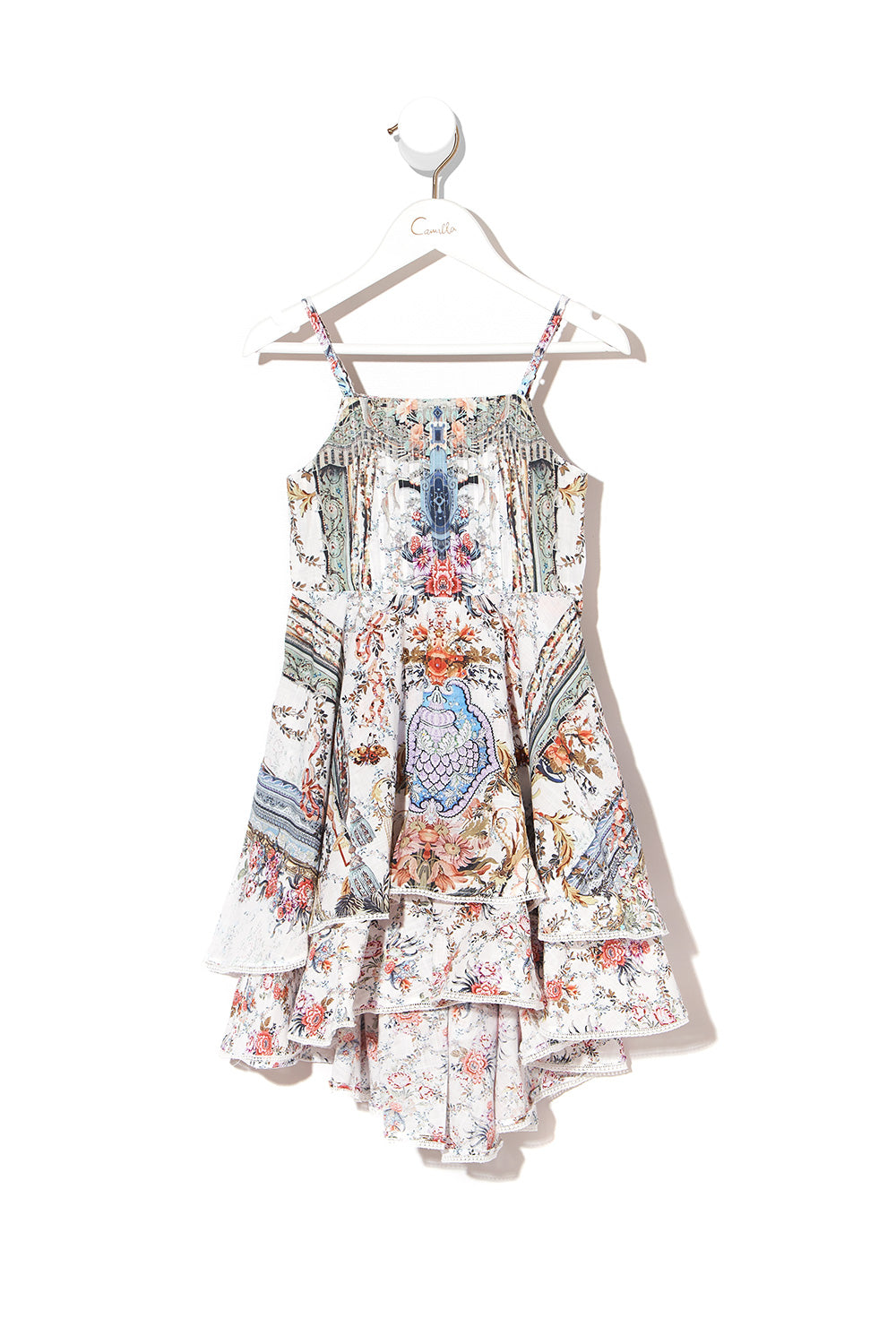 f830e8cee3e09 KIDS' DRESS WITH PINTUCKING SOUTHERN BELLE – CAMILLA