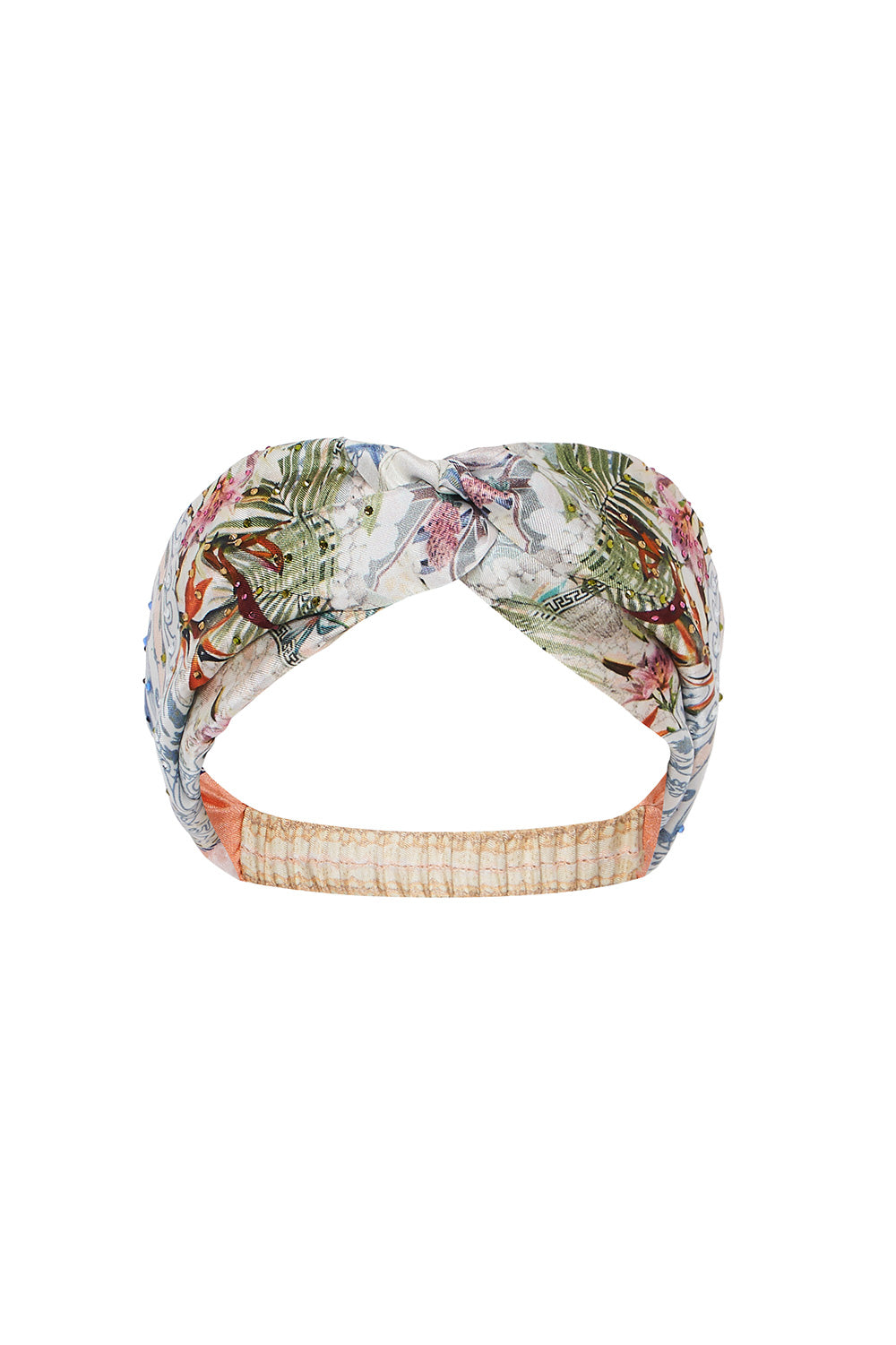 WOVEN TWIST HEADBAND BEACH SHACK