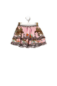 INFANTS DOUBLE LAYER FRILL SKIRT ZIBA ZIBA