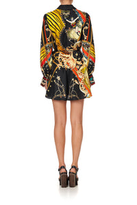 SHIFT SHIRT DRESS WONDER WOMAN