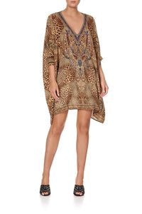 SHORT KAFTAN WITH CUFF LADY LODGE