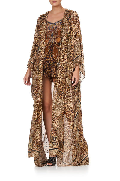 OVERSIZED ROBE LADY LODGE