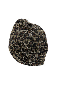 KNOT FRONT TURBAN MULTI